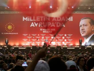 N-VA wil dat regering optreden van Erdogan in België aan de kaak stelt
