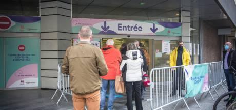 En juin, les plus de 55 ans peuvent se faire vacciner sans rendez-vous dans ces deux centres liégeois