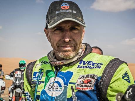 Motorcoureur Edwin Straver overleden na crash in Dakar Rally