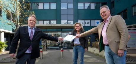 Ruim 1100 handtekeningen voor 'mooie en passende' Buitenstad