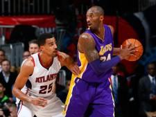 Mijlpaal voor basketballer Bryant