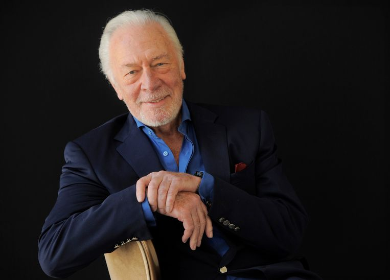 Christopher Plummer. Beeld Chris Pizzello/Invision/AP