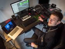 Yung Waste verspilt geen tijd; Ward (16) uit Oirschot brengt tweede hiphopalbum uit