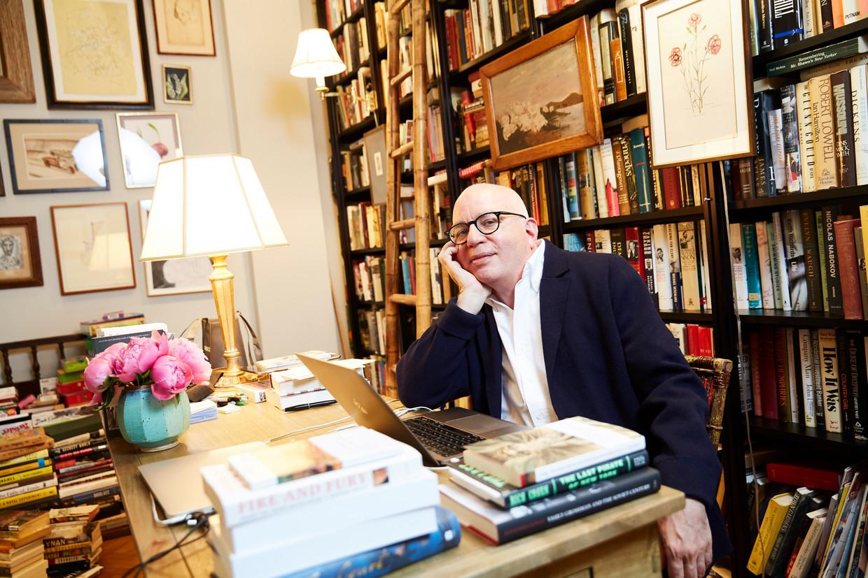 Michael Wolff: 'Trump is niet fundamenteel geïnteresseerd in beleid, hij is enkel geïnteresseerd in zichzelf.' Beeld NYT