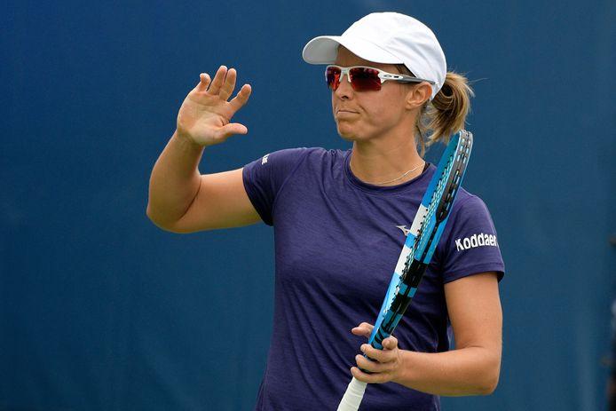 Kirsten Flipkens.