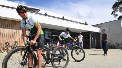 Toerisme Vlaams-Brabant zoekt vrijwilliger voor het Sven Nys cycling center
