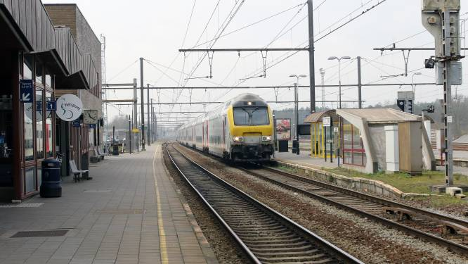 Jongeren zorgen voor overlast op trein: politie moet bijstand verlenen