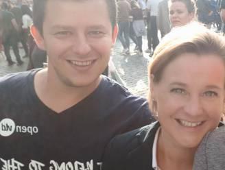 Toekomstig schepen Erica Caluwaerts (Open Vld) leidt tijdelijk liberalen in district Antwerpen na ontslag Anthony Pierards
