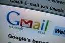 Het allereerste logo van Gmail!