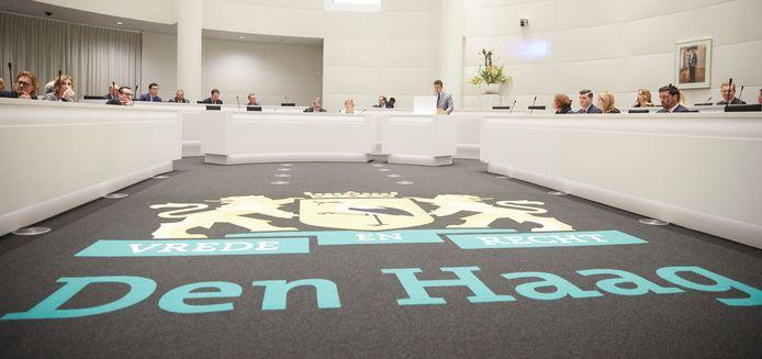 De gemeenteraad van Den Haag, ter illustratie.