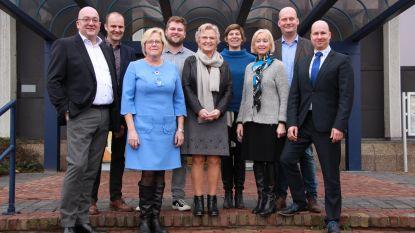 Nieuwe gemeenteraad geïnstalleerd