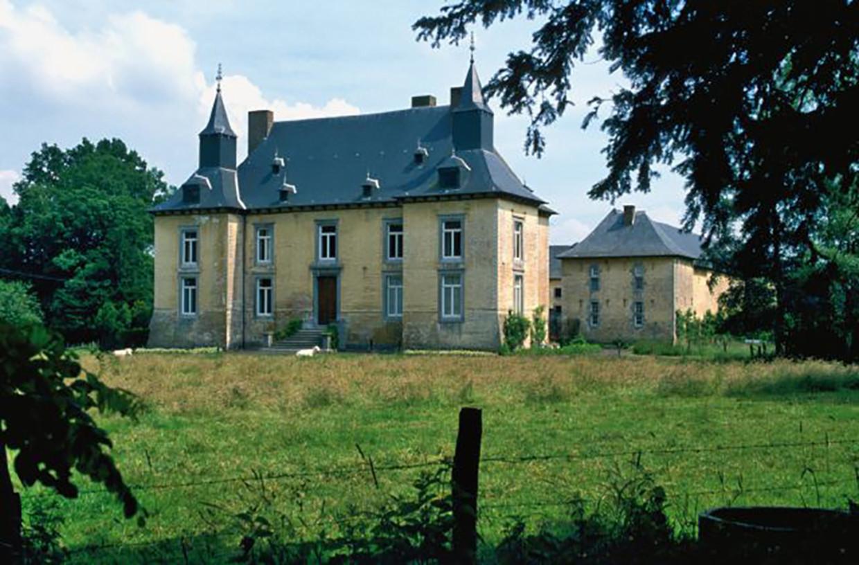 Het kasteel van de familie Appeltans. Beeld De Meester/Lannoo