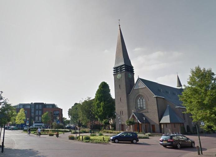 De kerk van Geesteren (Tubbergen).