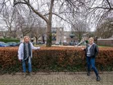 Tientallen meters kerstverlichting gestolen vanaf pleintje in Apeldoorn: 'We hadden er zoveel plezier van'