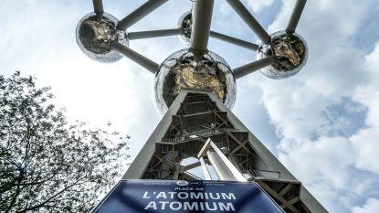 Atomium krijgt eindelijk een eigen huisnummer