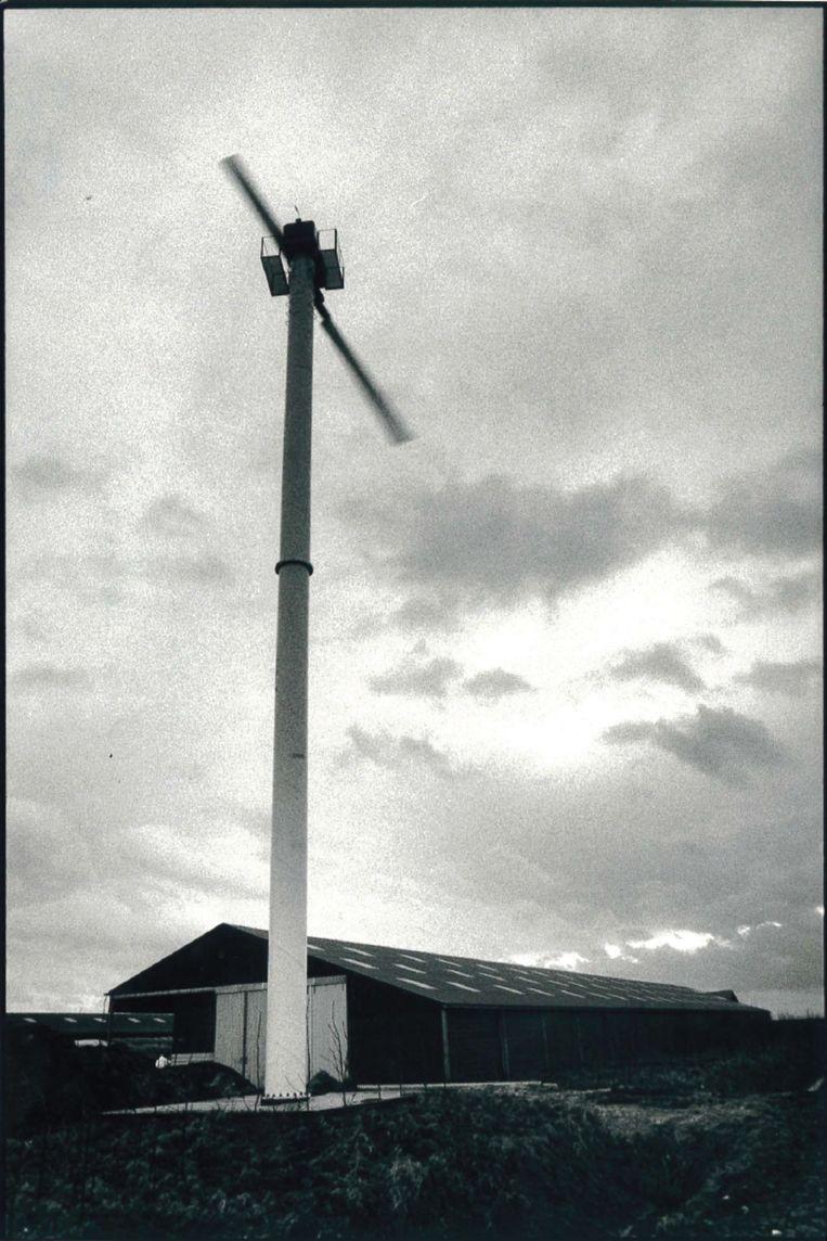 Windmolen Zonnehoeve Beeld Triodos Bank
