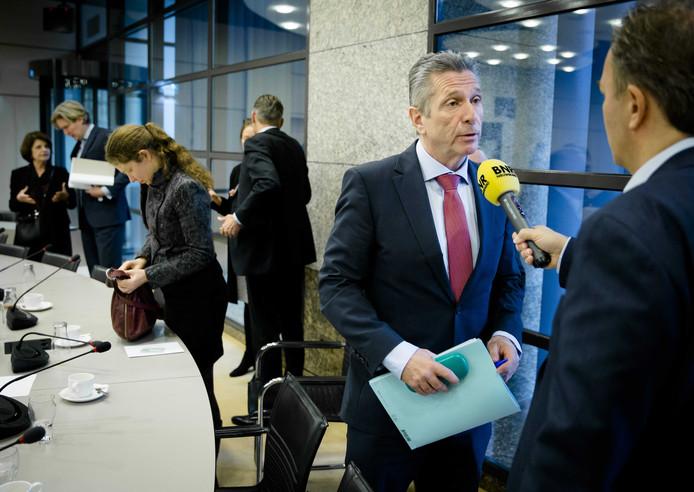Bontes reageert op het vertrek van Bram Moszkowicz