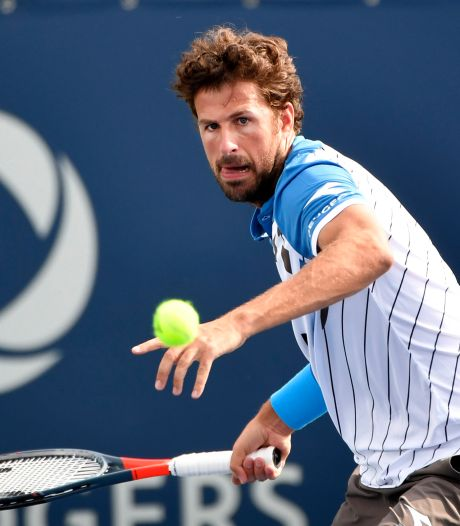 Tennistoernooi Dutch Open in Amersfoort, met tennisser Robin Haase, gaat door