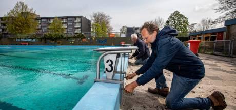 Zwembad De Waterman bijna klaar voor nieuw seizoen: 'Nog één keer in de oude staat'