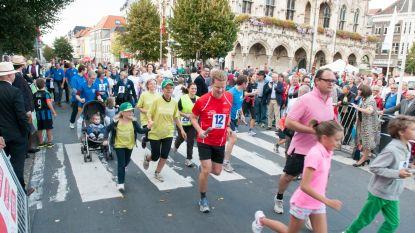 Benefiet '24 uren van Oudenaarde' keert terug naar vernieuwde Markt