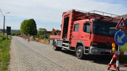 Voorbereidingswerken heraanleg Bonte(straat) gestart