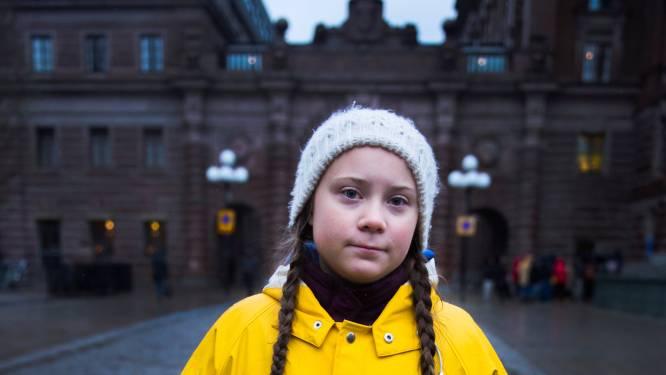 Greta Thunberg: het meisje dat niet wil spreken, maar overal wordt gehoord