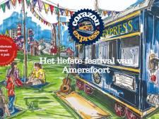 Gratis mini-festival Corazon Express gaat bijna van start (en dit is waar de foodtruck neerstrijkt)