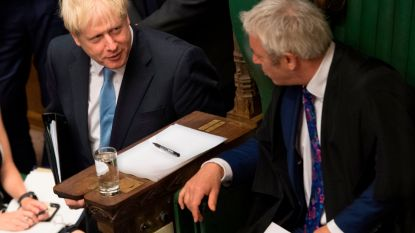 """Lagerhuis-voorzitter Bercow belooft """"creativiteit"""" om te beletten dat Boris Johnson wet negeert"""