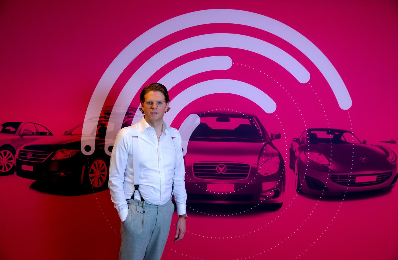 Rico van der Vies, commercieel directeur van AMV
