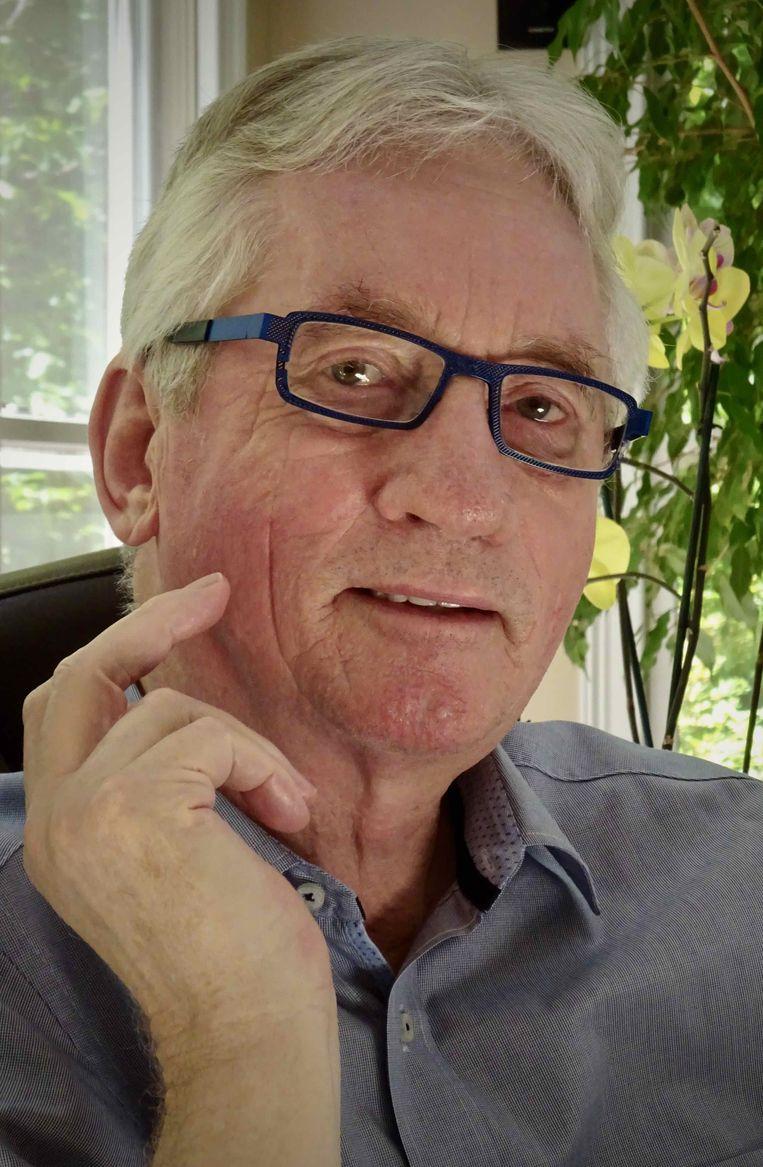 Auteur Frans de Waal Beeld