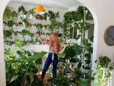 Lesley-Ann (29) heeft 150 planten: 'Ik vind altijd een plekje voor een stekje'