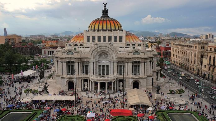 Mexico, coeur vibrant des Amériques.