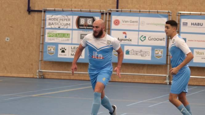 Bekerstunt blijft uit voor zaalvoetballers van ZVV Ede