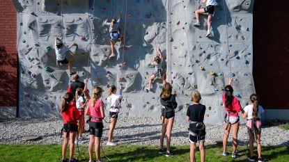 Jeugddienst doet tieners klimmen