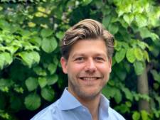 Niels van Stappershoef jongste lijsttrekker ooit voor VVD in Tilburg