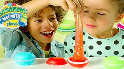Opgepast: populair speelgoedslijm kan giftig zijn, waarschuwt Test Aankoop