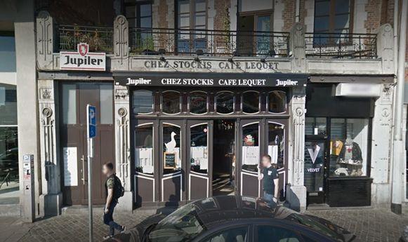 Café Lequet in Luik.