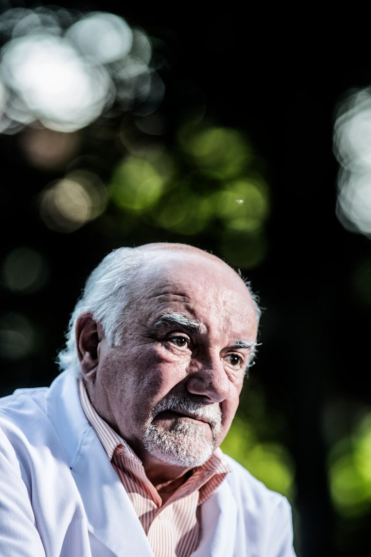 Pedro Brugada. Beeld Franky Verdickt