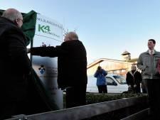Sloopkogel wacht leegstand pand K4 in Hoogerheide: 'Hier komen drie vrije kavels voor huizen'