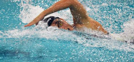 Beter licht zwemstadion Eindhoven nodig voor sfeer en 'slomo's'