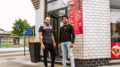 """Inbrekers maken kebabzaak 800 euro armer: """"De televisie kregen ze gelukkig niet los"""""""