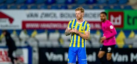RKC-middenvelder Van der Venne fit voor thuisduel met FC Groningen, nieuwe kans voor Damascan