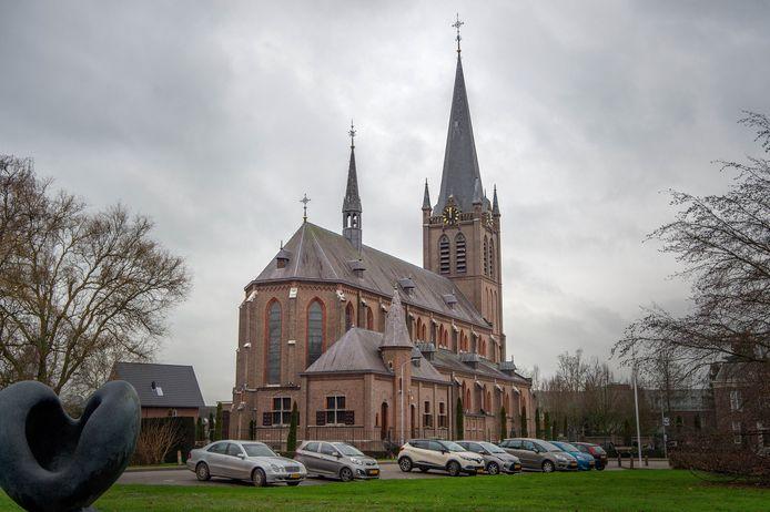 De Corneliuskerk in Beuningen