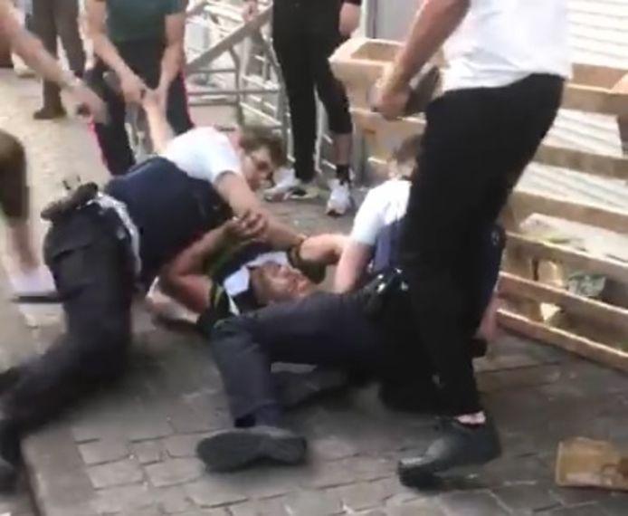 Facebook SLFP Police