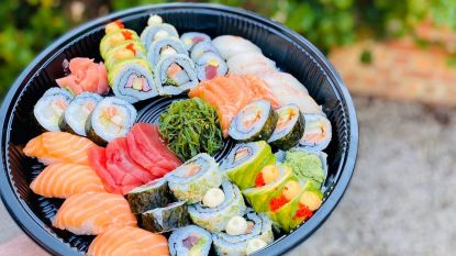 Uniek in de streek: restaurant Libertine presenteert 'Tasty Sushi Box'