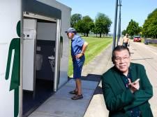 Vergeet dat openbare toilet in Gorinchem maar, de vandalen hebben gewonnen