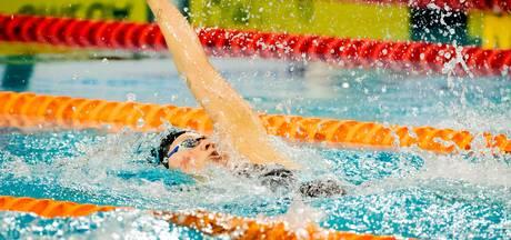 Toussaint met Nederlands record naar EK-finale 100 meter rugslag