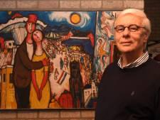 Bas Bastiaans op zoek naar schilderijen van vader Kees