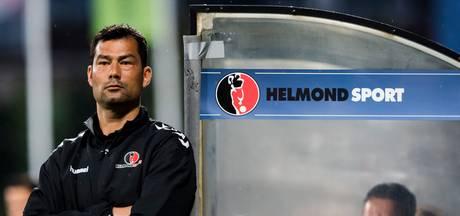 Roy Hendriksen zet spelers Helmond Sport op scherp na gezapige training