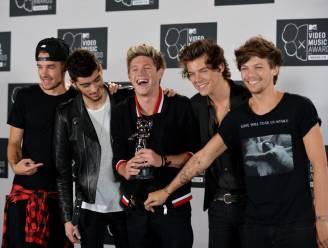 One Direction is geen fan van 'twerking'